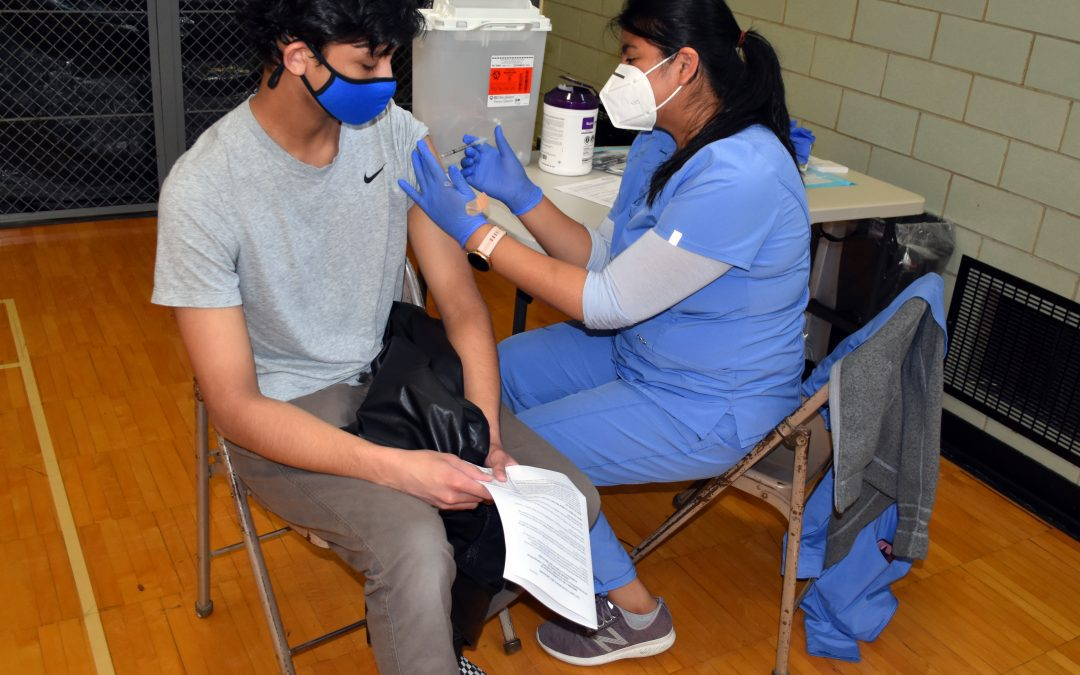 Press Release #08 – Dearborn High hosting Oct. 29 COVID vaccination clinic